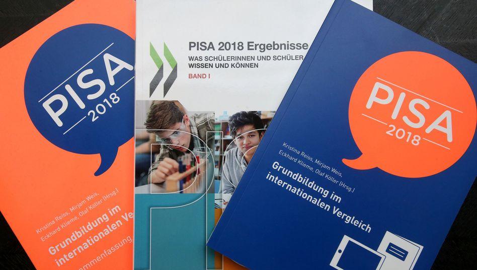 Die Ergebnisse der aktuellen Pisa-Studie der OECD