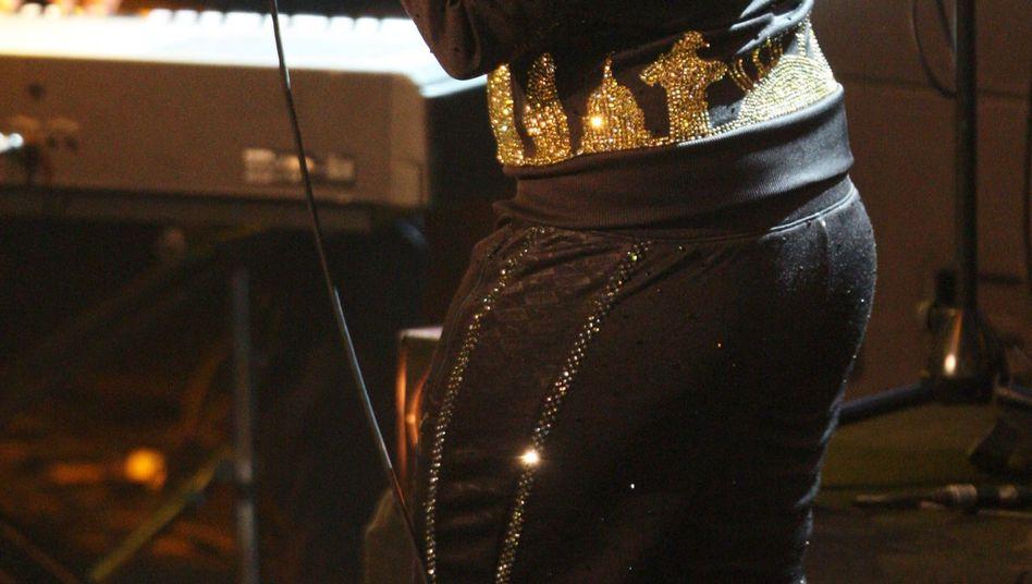 Die Nummer 9 der Pop-Prognose von SPIEGEL ONLINE: Londoner Rapperin Speech Debelle