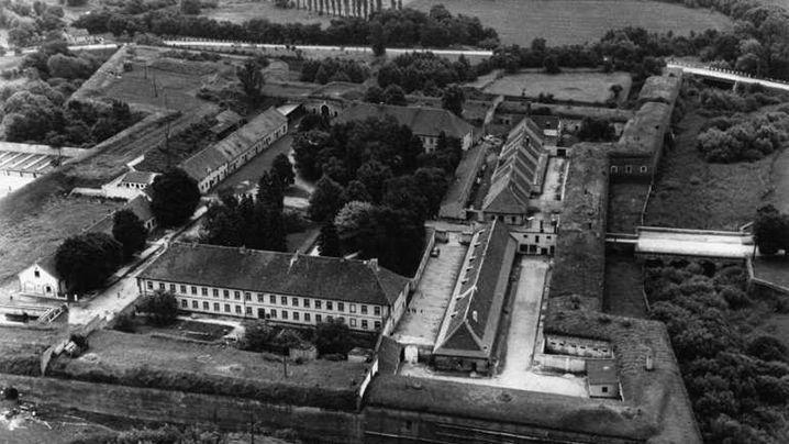NS-Getto Theresienstadt: Relaisstation des Holocaust