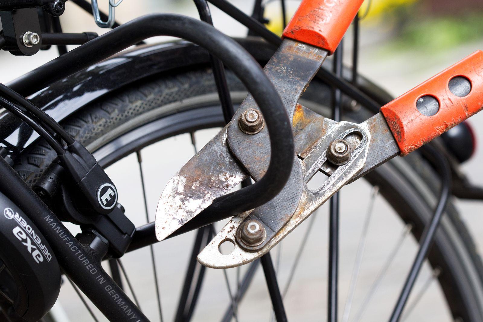 Fahrraddiebstähle