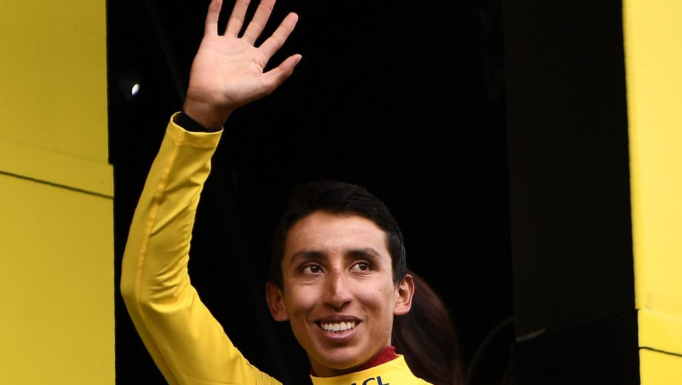 Tour-Champion Egan Bernal: Je höher, desto besser