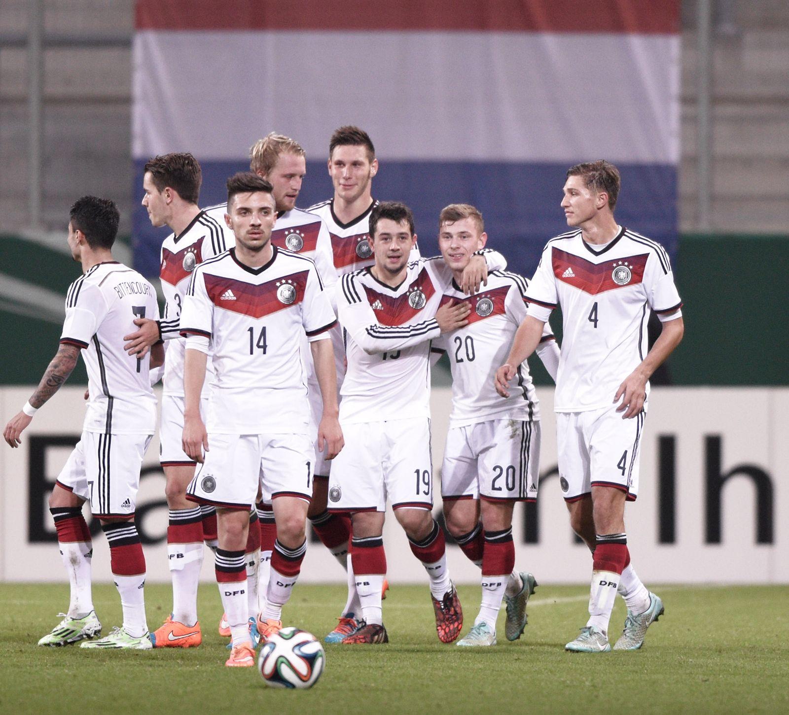 U21 gegen Niederlande
