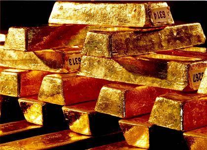 """Barren bei der Bundesbank: """"Gold bringt keine Zinsen"""""""