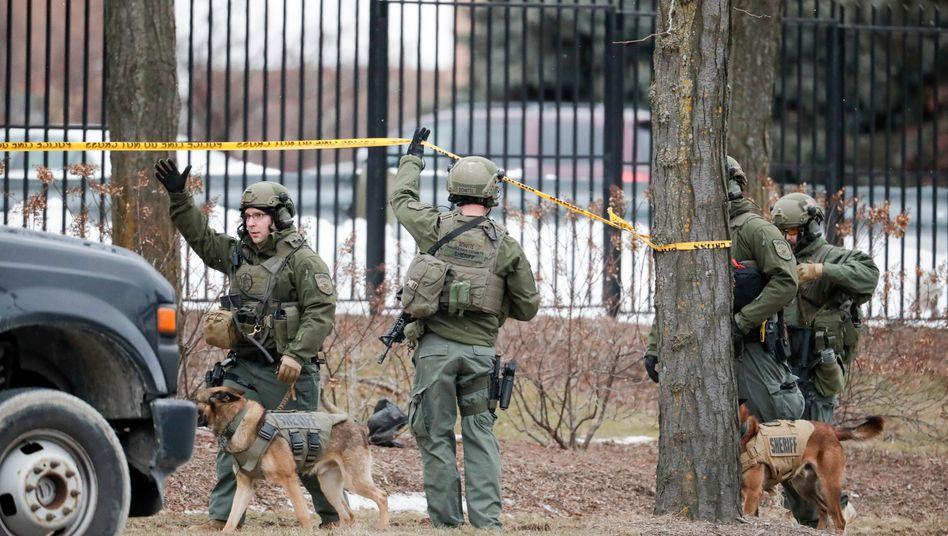 Wisconsin: Angreifer tötet Menschen auf Brauereigelände