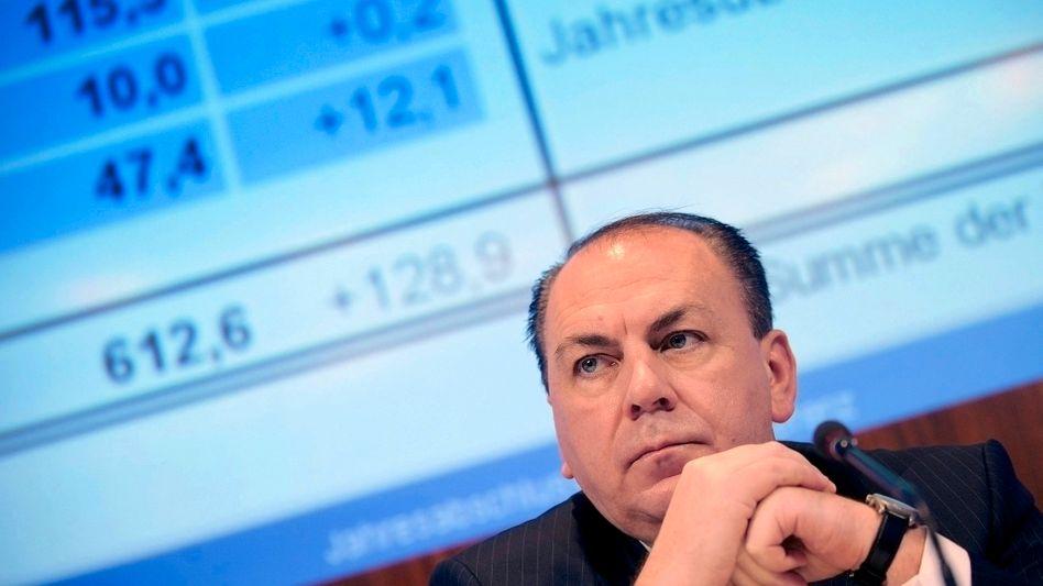 Bundesbankpräsident Weber: Banken in der Verantwortung