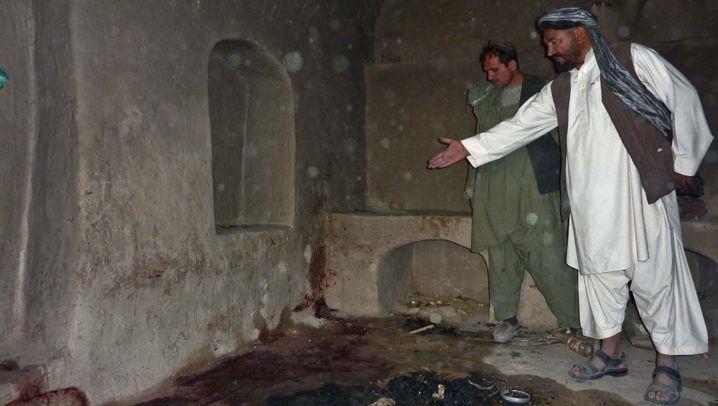 Afghanistan: Amoklauf eines US-Soldaten