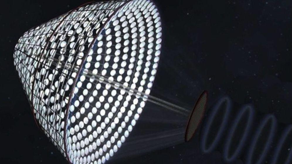 Sonnensatelliten: Strom aus dem Orbit