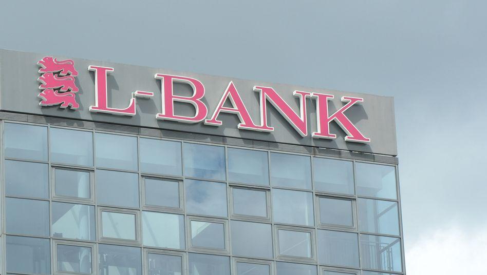 L-Bank-Logo in Stuttgart: Zurück zu Bundesbank und BaFin?