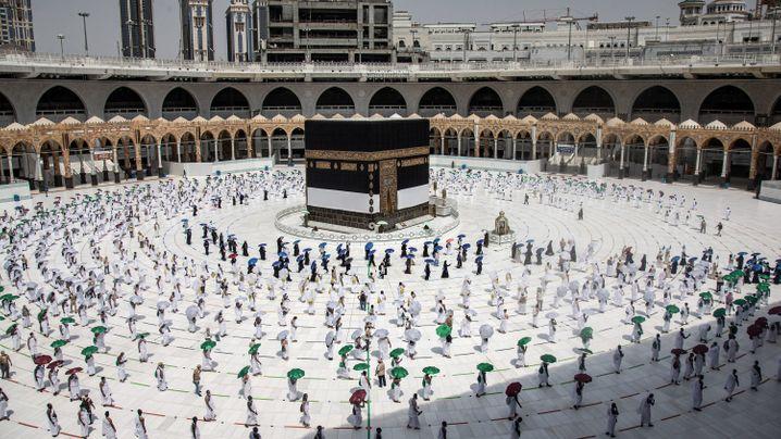 Mekka: Hadsch in Zeiten von Corona