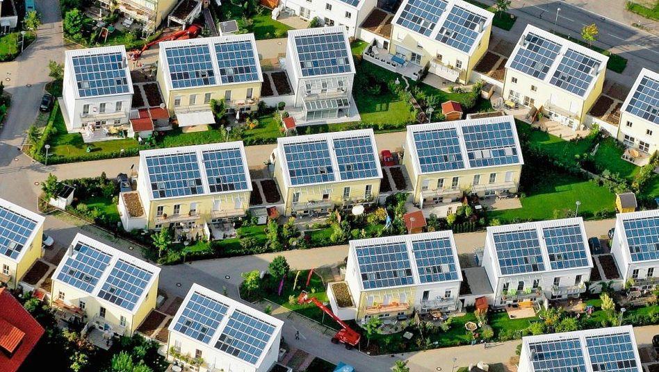 Solarhäuser in Bayern
