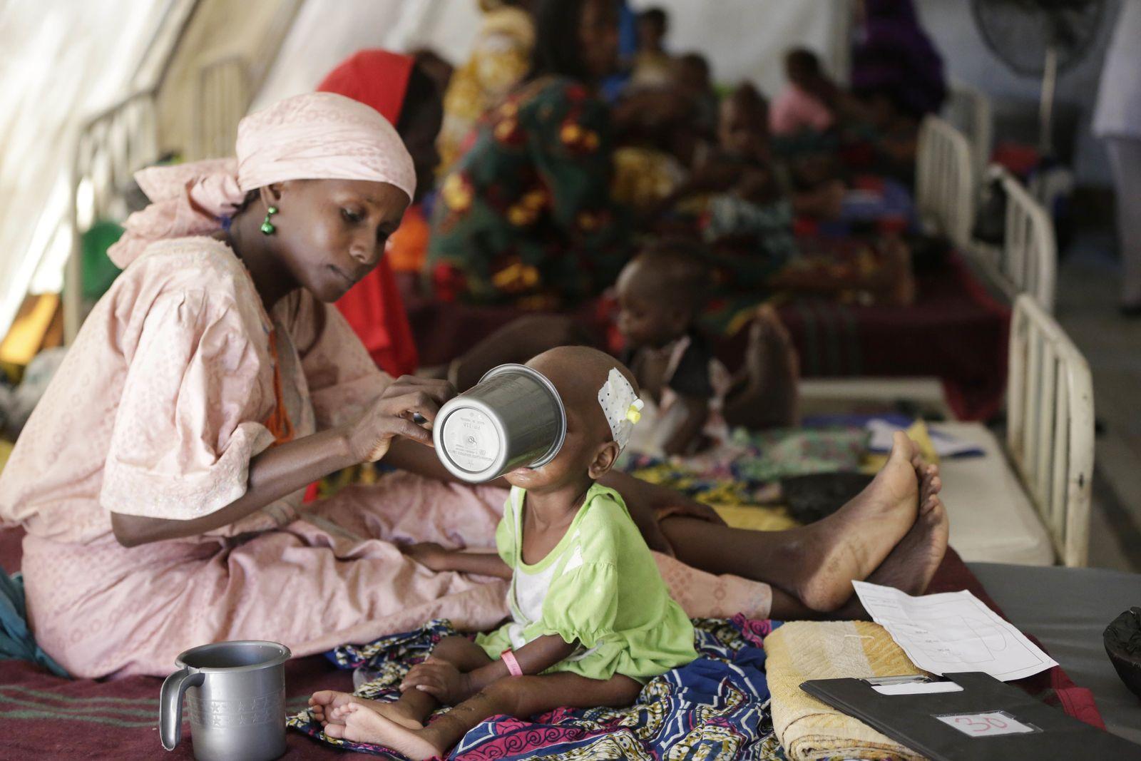 Nigeria Boko Haram Hunger
