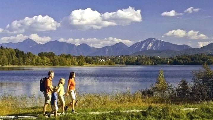 Zugspitzregion: Entspannung pur