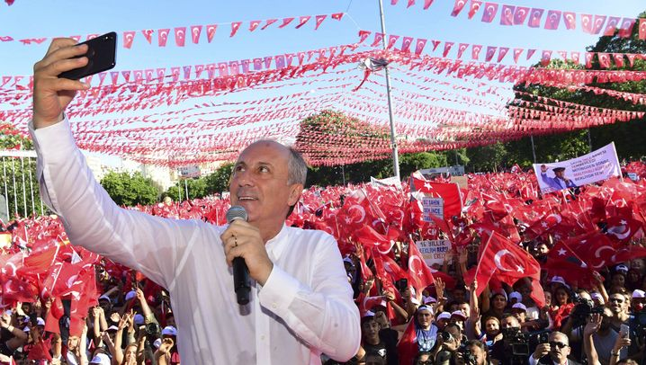 Muharrem Ince: Der Mann, der Erdogan gefährlich werden könnte