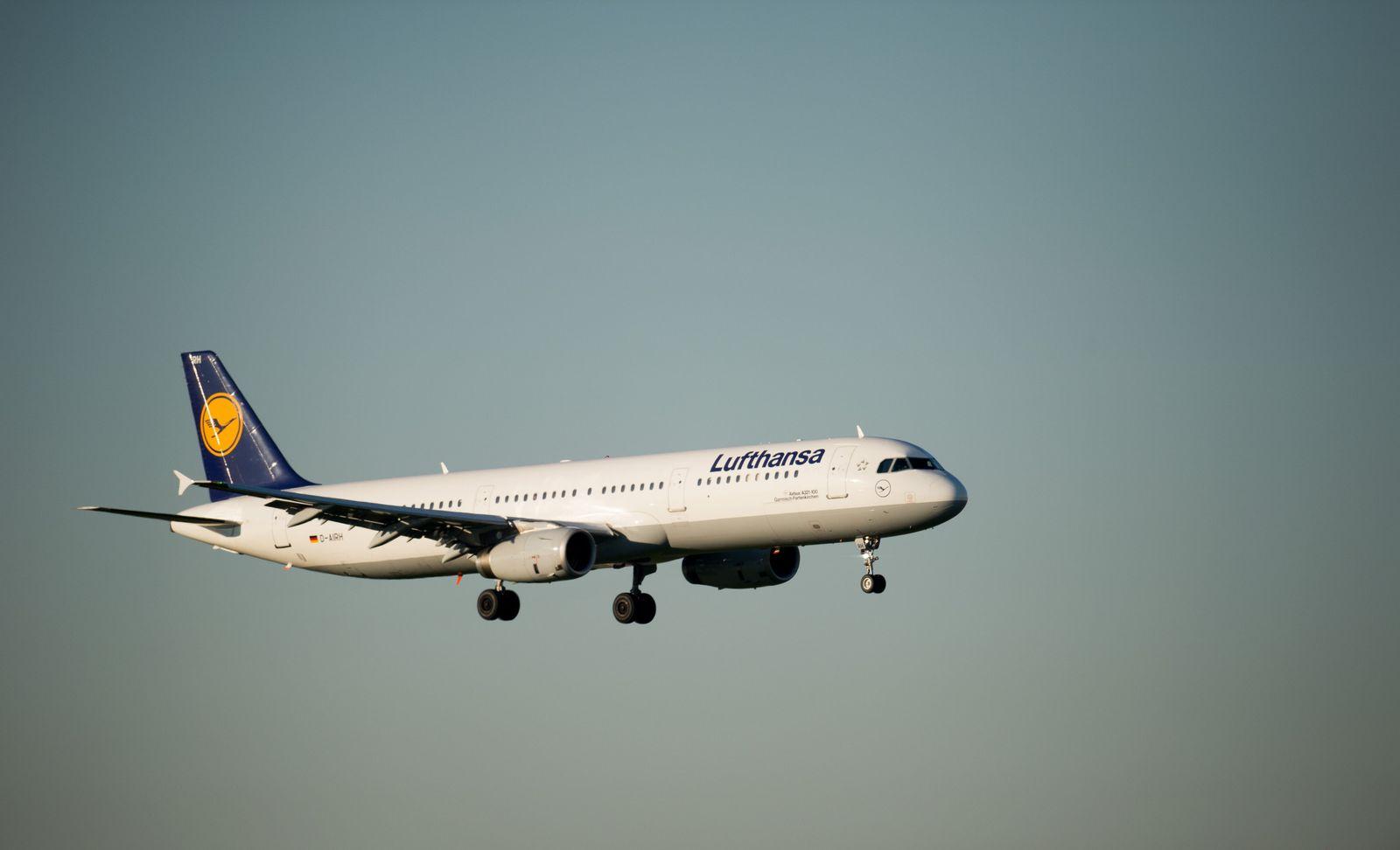 Streik/Lufthansa