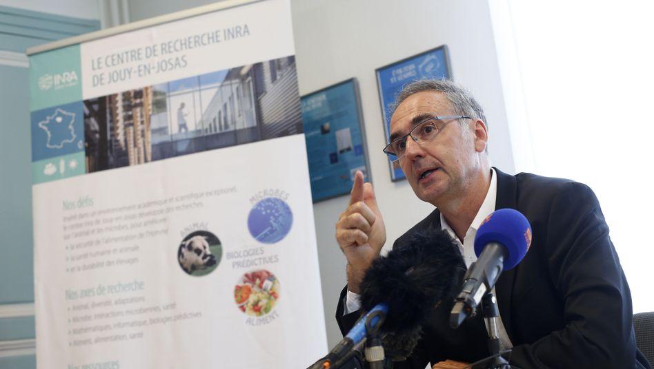 Benoit Malpaux: Der Präsident des Inra will den Fall gerichtlich klären lassen