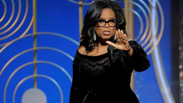 Oprah, Johnson, Sanders: Mögliche Trump-Herausforderer