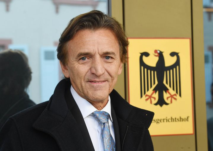 Kläger Heinz Sening