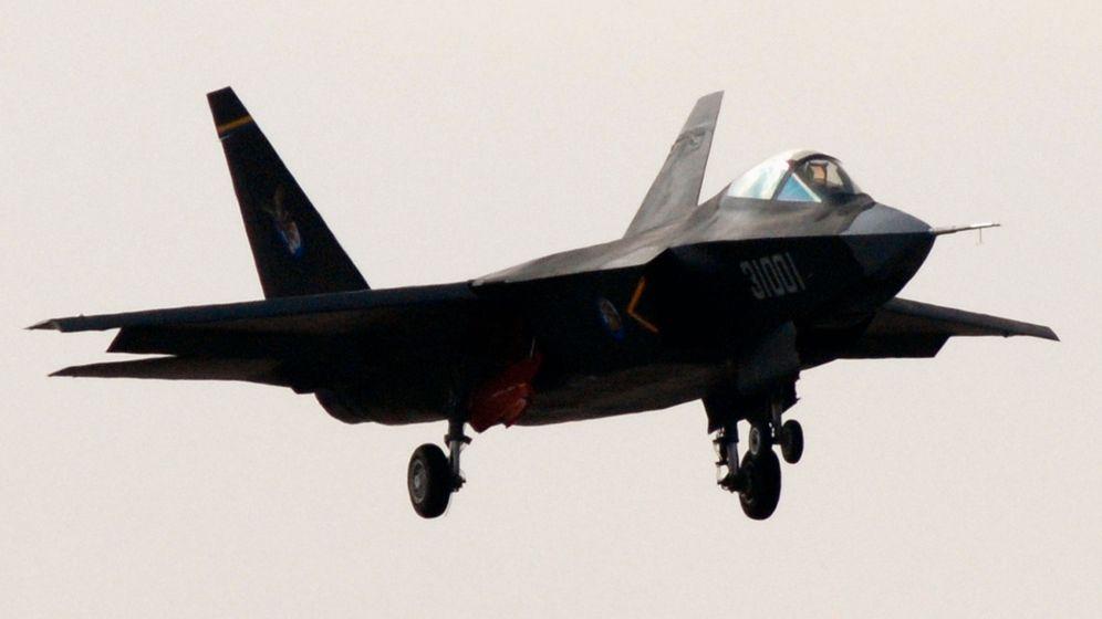 Kampfjet J-31: Raptor auf Chinesisch