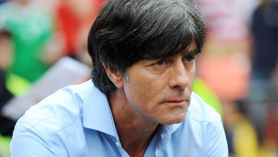 Bundestrainer Löw: Zufrieden mit der Sommerreise