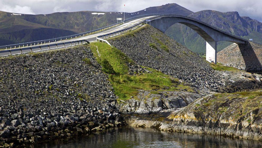 Die norwegische Atlantikstraße: Wunder aus Aspahlt