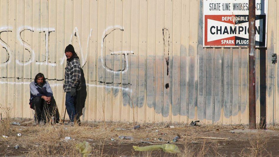 Indianer in Whiteclay: Nest mit rund einem Dutzend Einwohnern und vier Alkoholläden