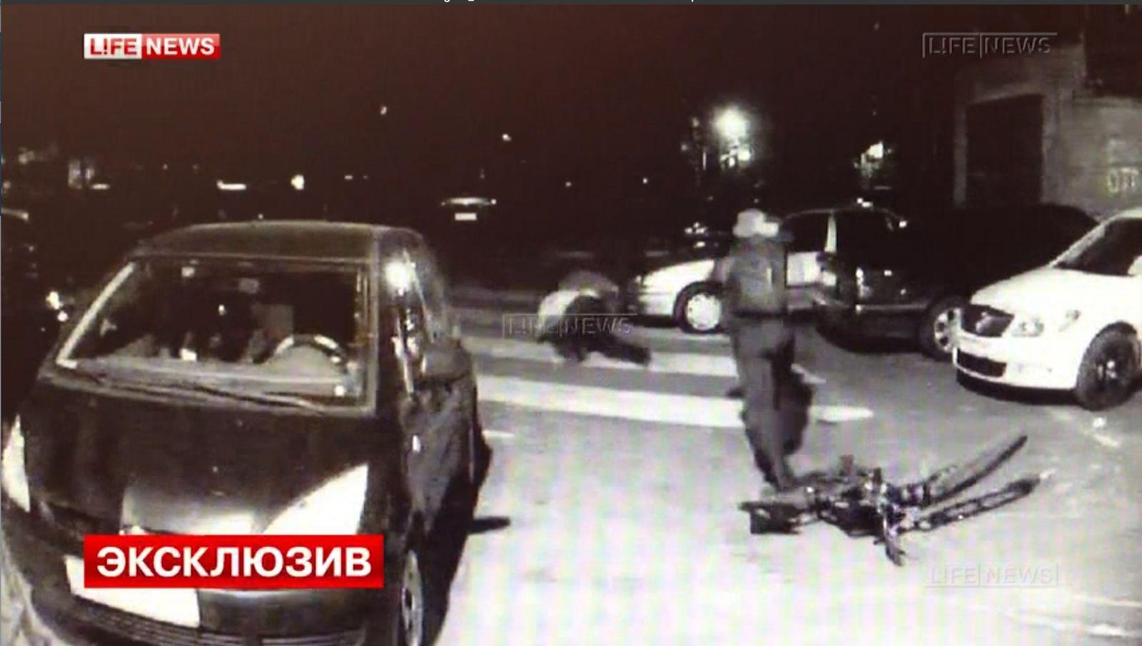 EINMALIGE VERWENDUNG SP 50/2019 S. 44 - Spionage - Schattenkrieger des Kreml - Überwachungsvideo- Mord an Geschäftsmann Nazranov in Moskau