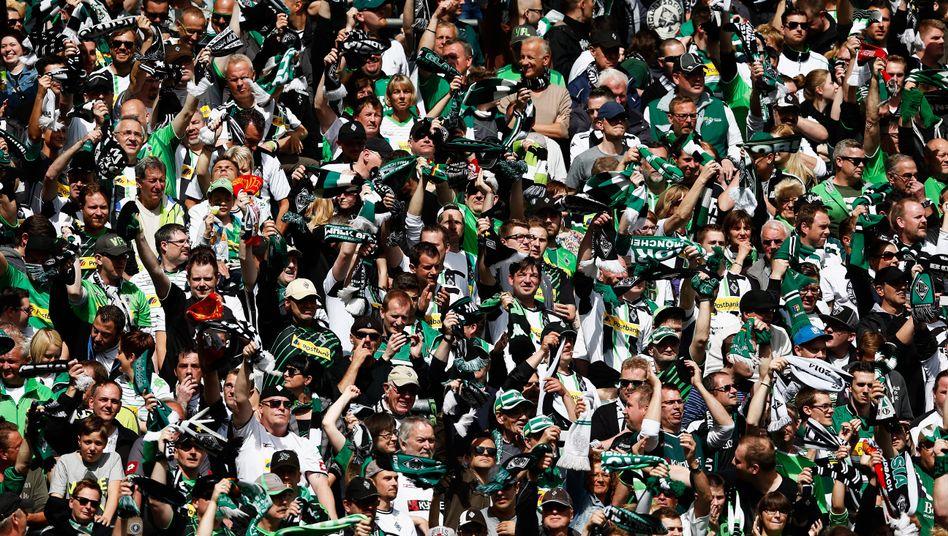 Fans von Gladbach: Keine Auswärtsfahrt zum rheinischen Nachbarn