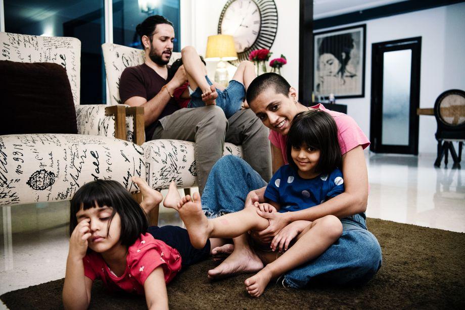 Familie Bedi Singh