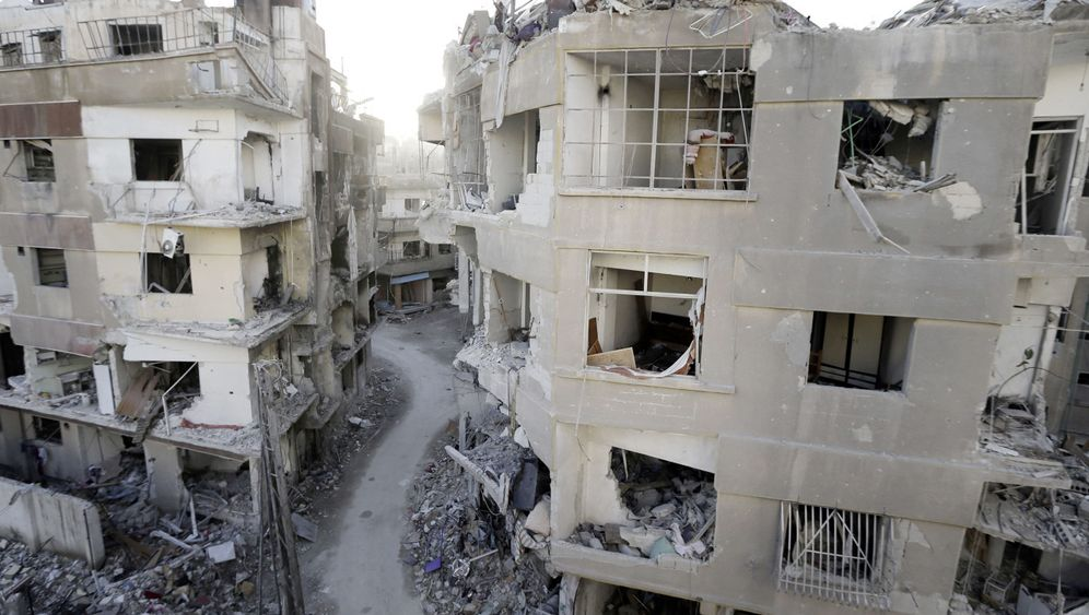 Photo Gallery: The Destruction of Damascus