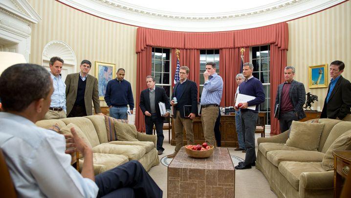 Obamas neues Kabinett: Wer macht was?