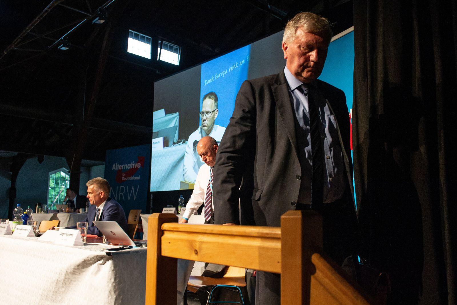 Landesparteitag der NRW-AfD