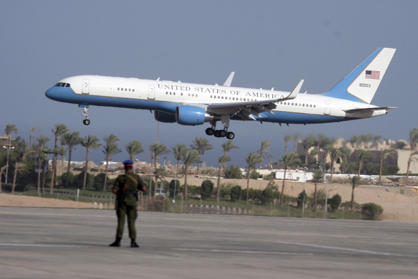 USA / Air Force Two