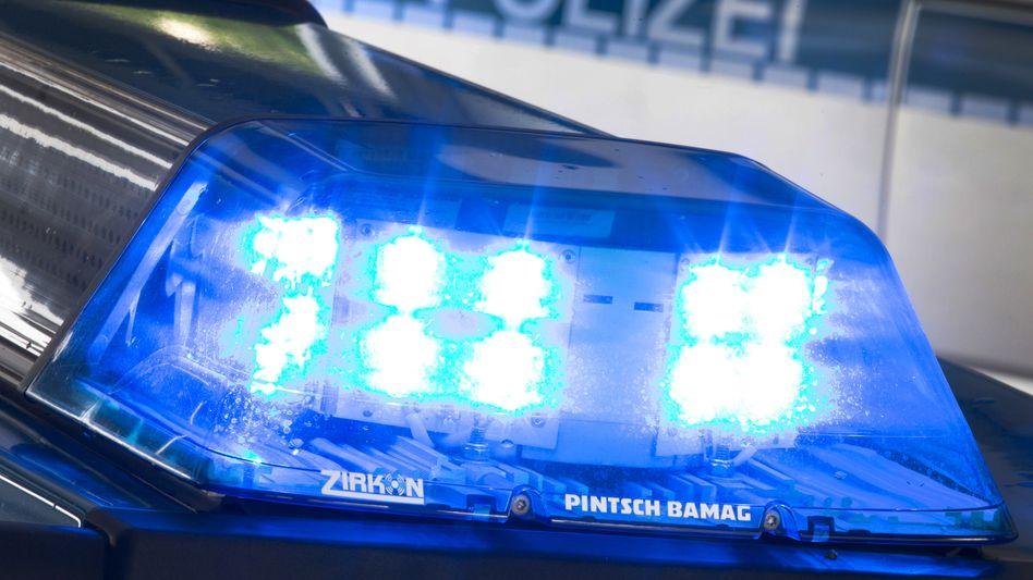 Blaulicht (Symbolbild): Eine Mordkommission ermittelt