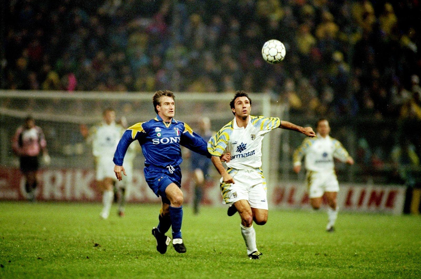 AC Parma/ FC Parma/ Christo Stoitschkow