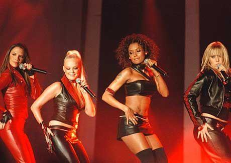 """Popgruppe Spice Girls: """"'Live 8' ist keine Party im Park"""""""