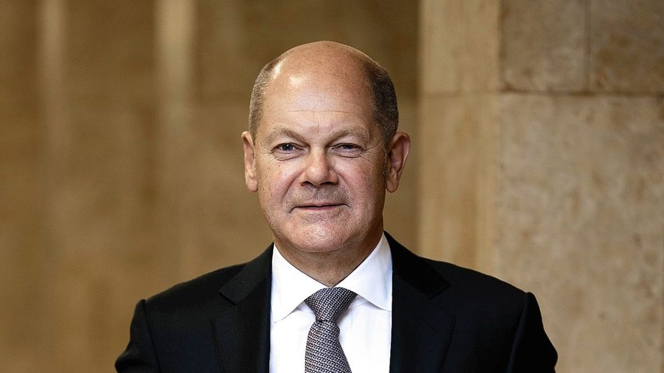 Finanzminister Scholz: »Wir sind well prepared«