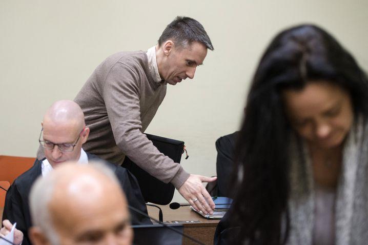 Ralf Wohlleben vor Gericht
