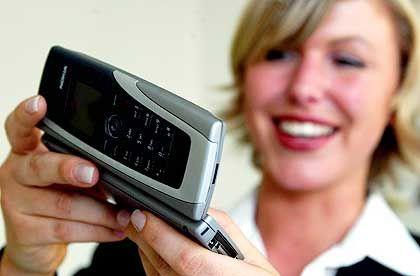 Klassisches Smartphone: Das Nokia 9500 gilt noch immer als Archetyp der Kreuzung von Handy und PDA