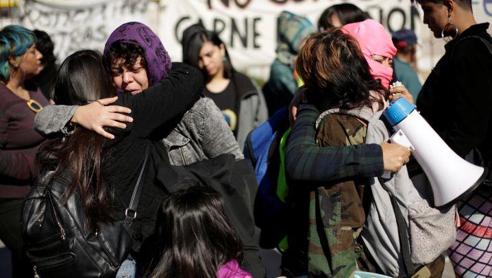 So trauern die Menschen in Juárez um Isabel Cabanillas