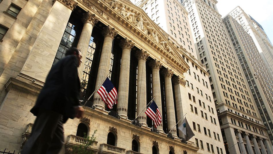 Wall Street mit dem New York Stock Exchange: Moralischen Kompass verloren