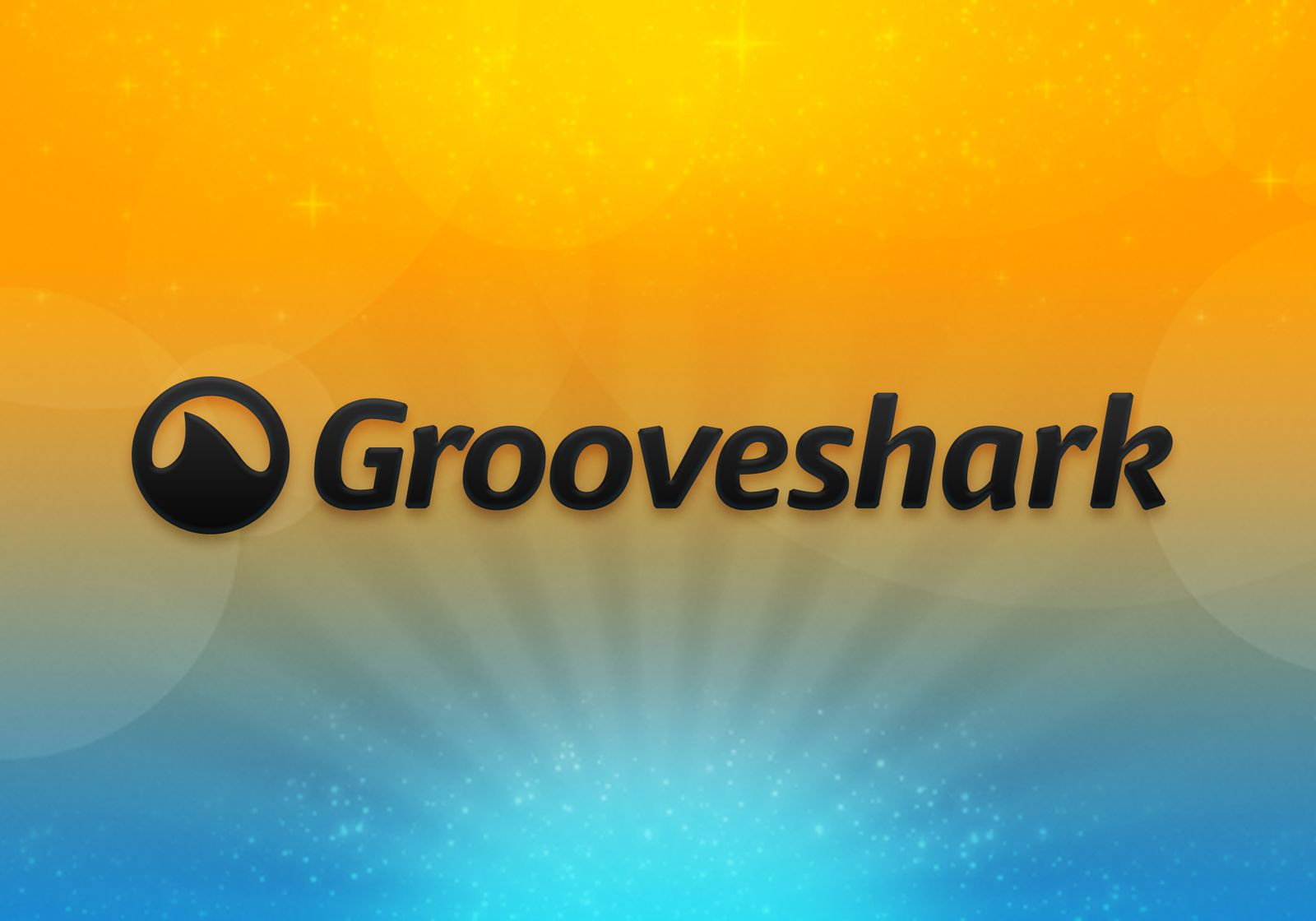LOGO Grooveshark / Streaming Dienst