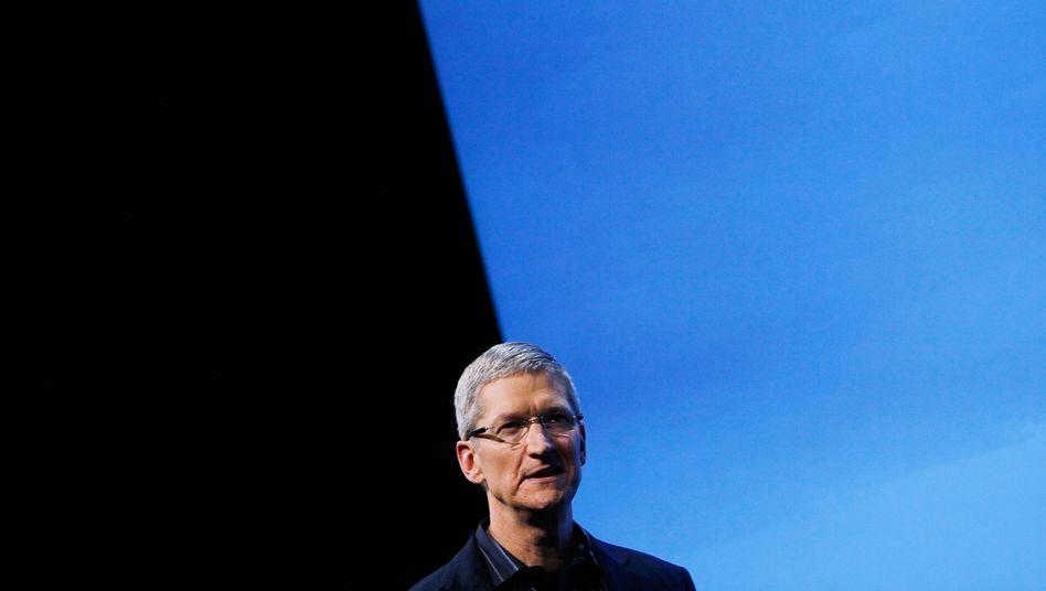 Apple-Manager Cook: Vollwertiger Ersatz für Steve Jobs?