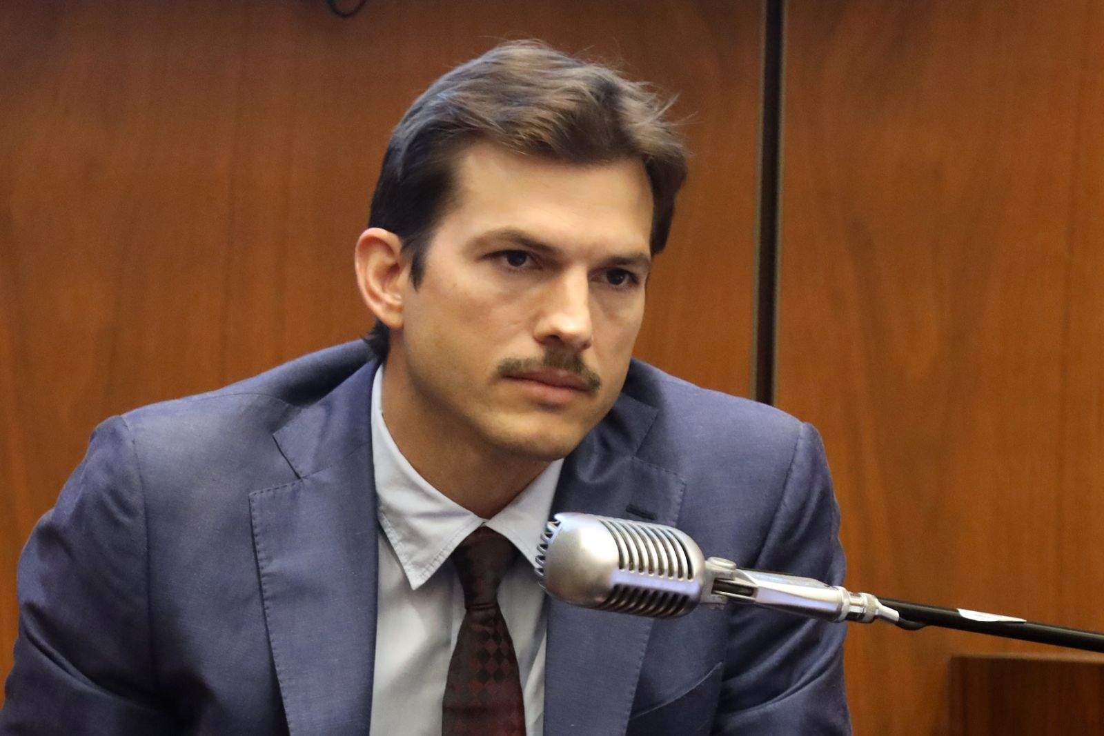 US-ASHTON-KUTCHER-TESTIFIES-IN-TRIAL-OF-SERIAL-KILLER-MICHAEL-GA
