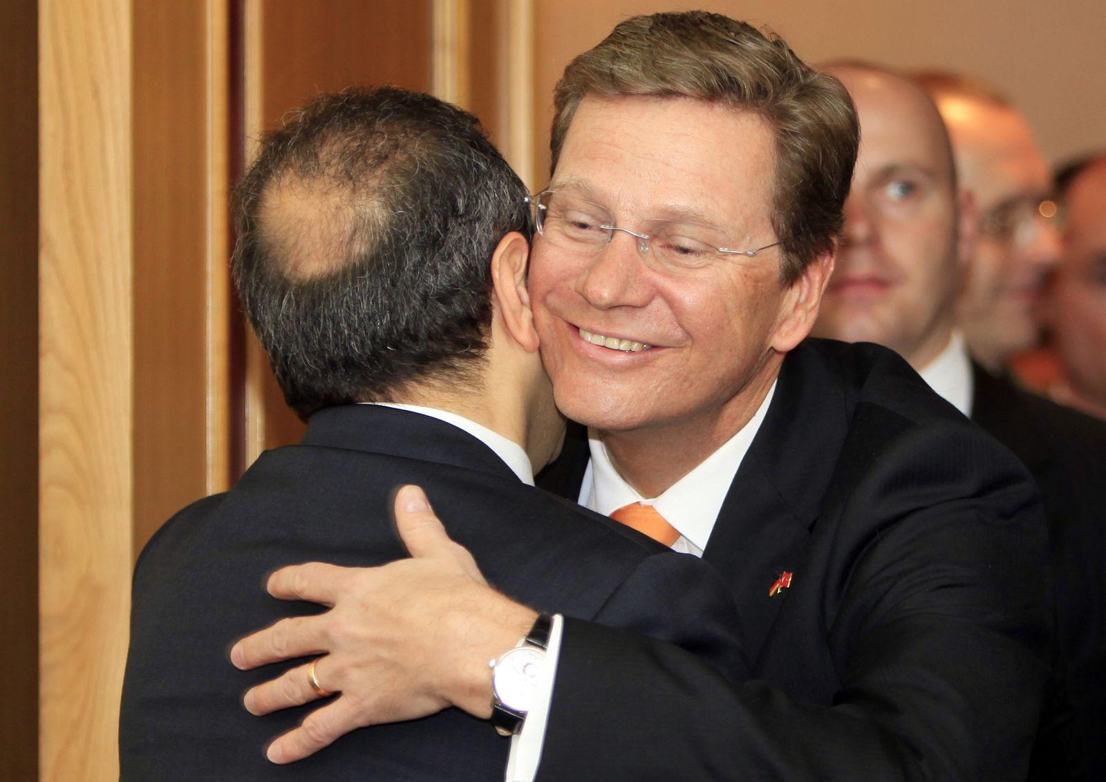 Westerwelle Türkei EU-Minister