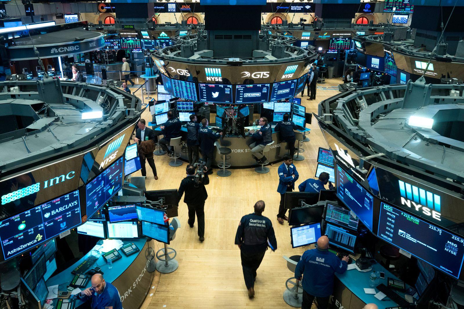 Niedrigzinsen/ Finanzmarkt