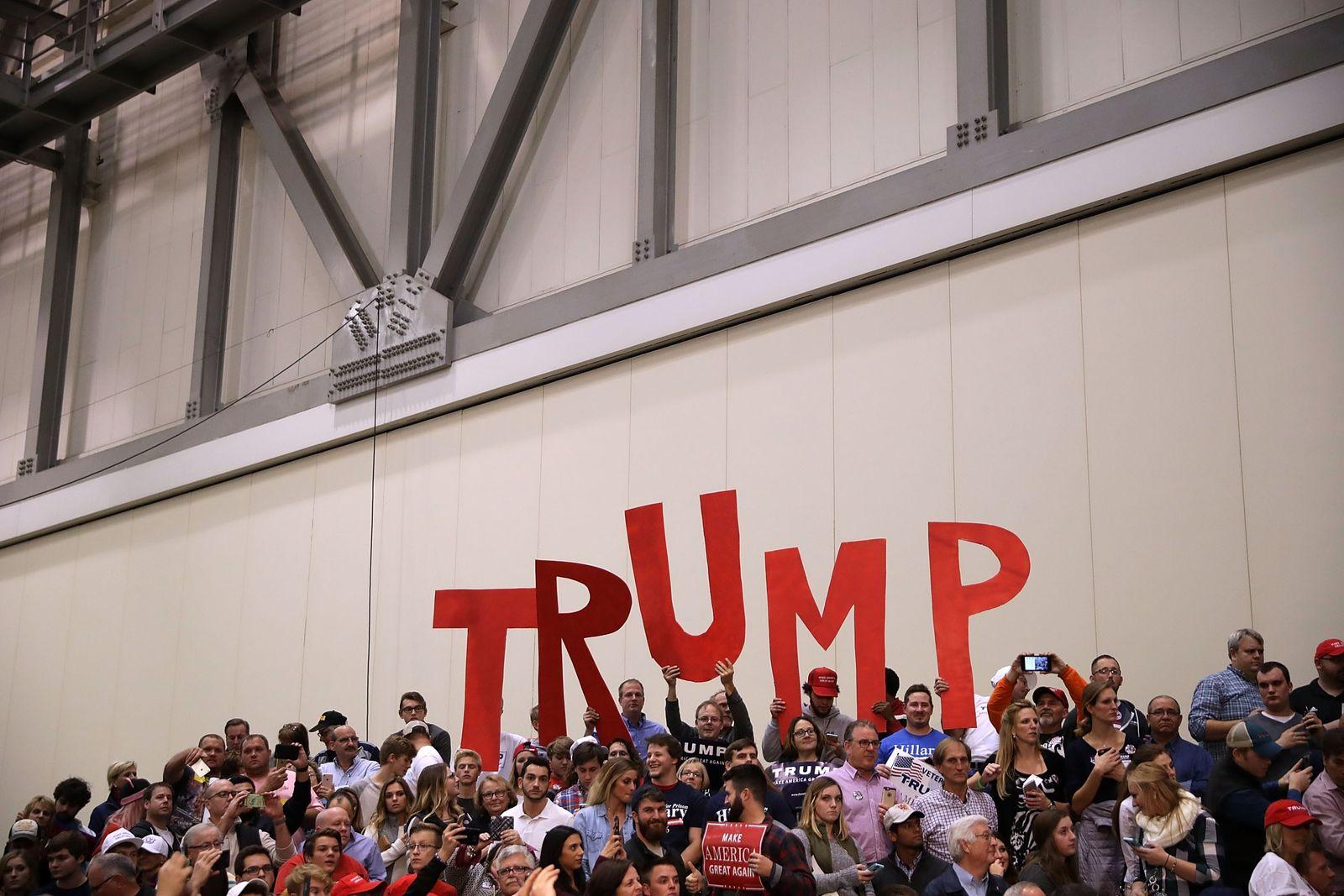 US-Wahl / Donald Trump