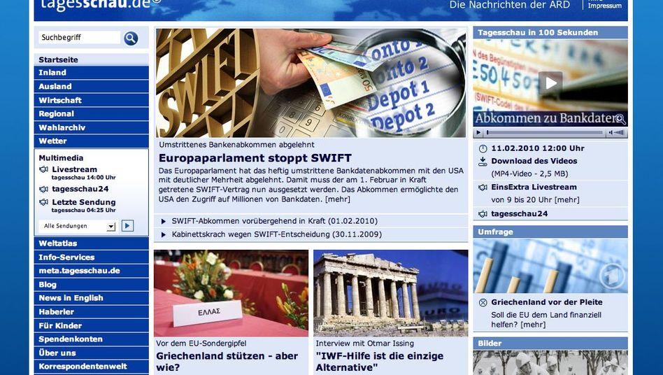 "Tagesschau.de: ""Nichtsendungsbezogenes Telemedium""?"
