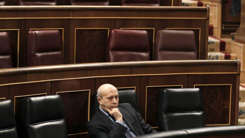 José Ignacio Wert: Umstrittener Minister, umstrittene Reform
