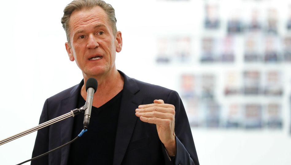 """Mathias Döpfner im Januar 2019: """"So geht es nicht! Das ist Antidebatte"""""""
