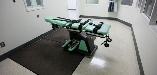 USA: Wegen Mordes Verurteilter 30 Jahre nach Tat hingerichtet